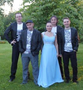 заказать музыкальную группу в Москве